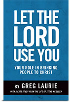 Let The Lord Use You by Greg Laurie